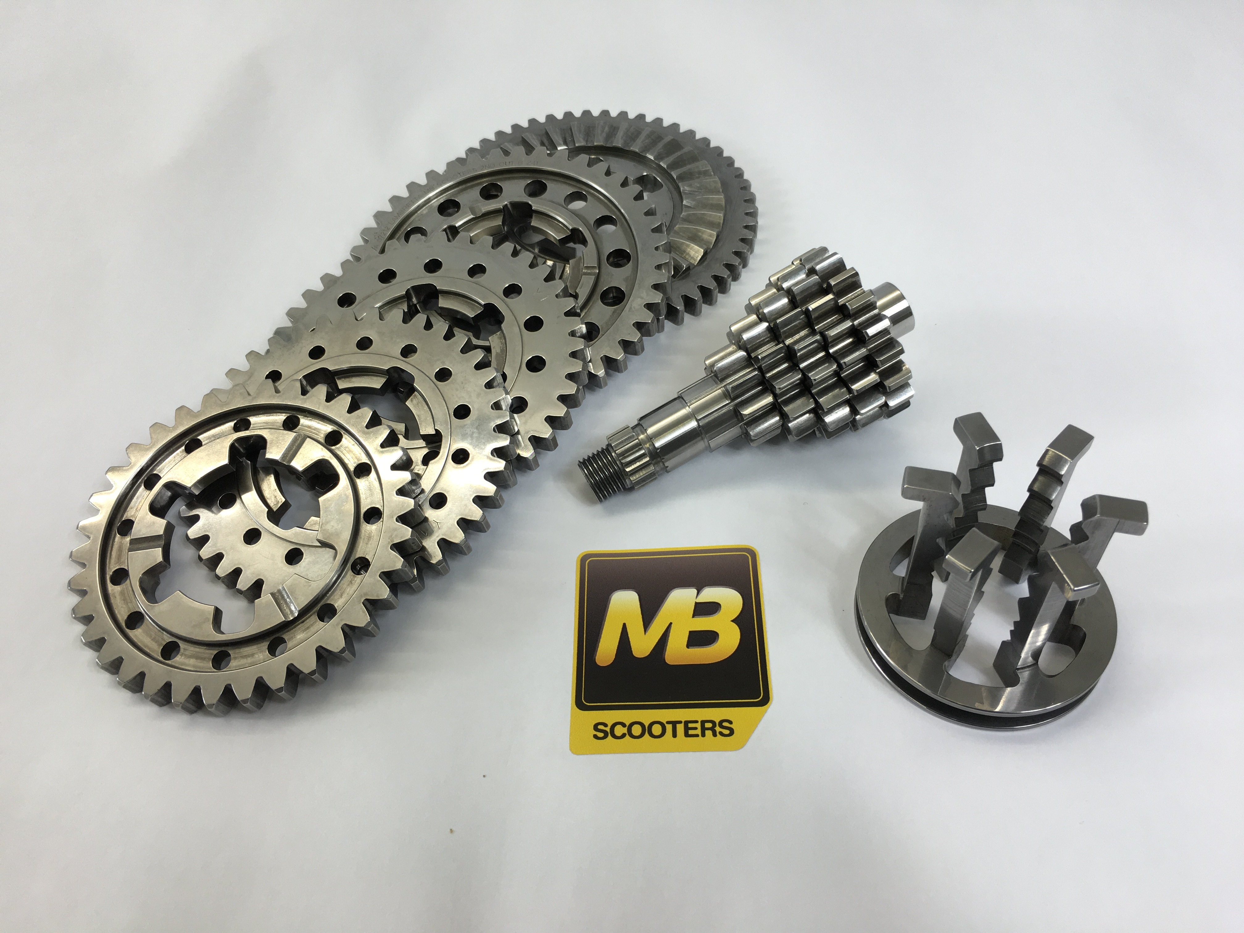 MB Scooters Ltd FITTING - MB Engine Gearbox