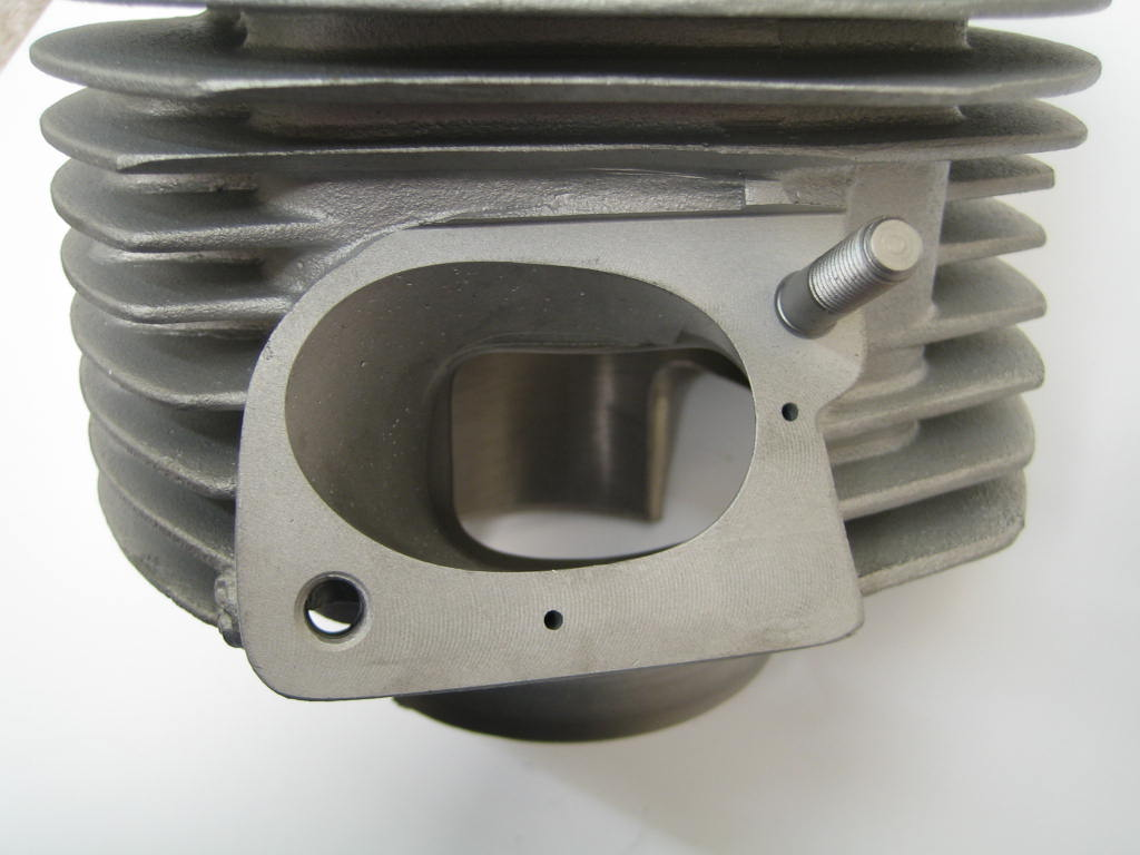 MB Scooters Ltd CYLINDER - Tuning Part 1