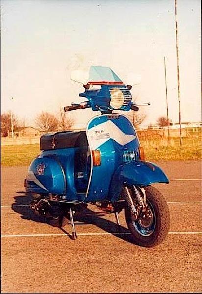 MB Scooters Ltd MB - Custom Scooters